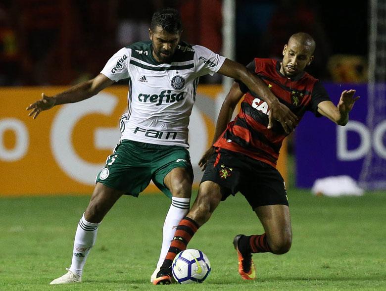 Sport 0x1 Palmeiras