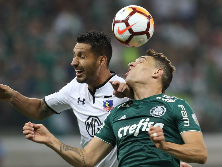 Palmeiras 2x0 Colo-Colo