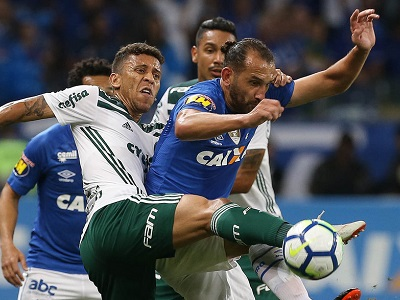 Cruzeiro 1x0 Palmeiras