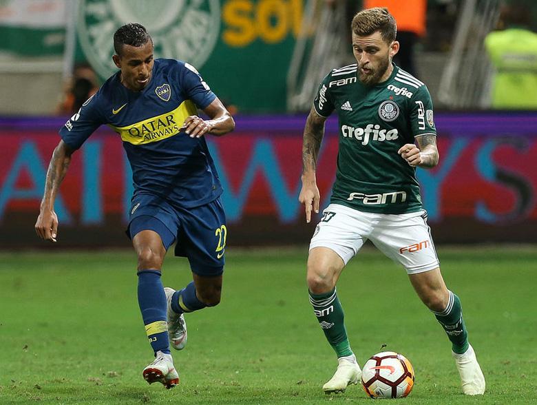 Palmeiras 2x2 Boca Juniors