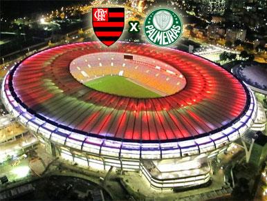 Pré-jogo Flamengo x Palmeiras