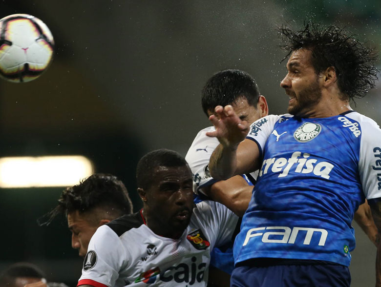 Palmeiras 3x0 Melgar