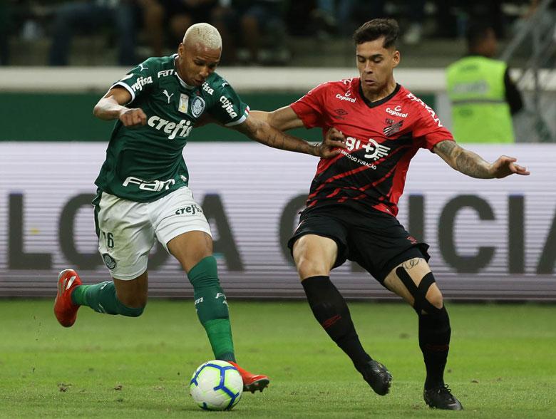Palmeiras 1x0 Athletico-PR