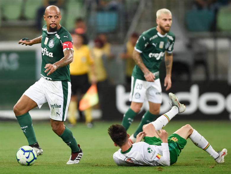 Palmeiras 2x0 Sampaio Corrêa