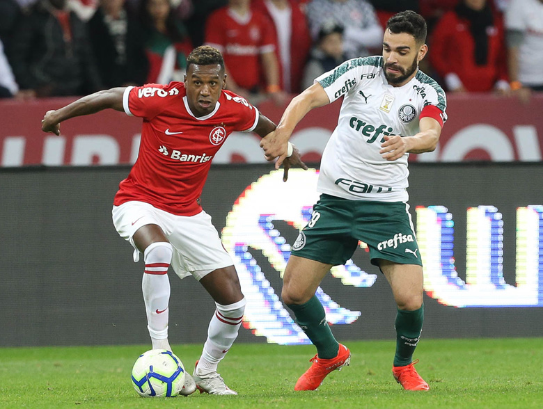 Inter 1x0 Palmeiras