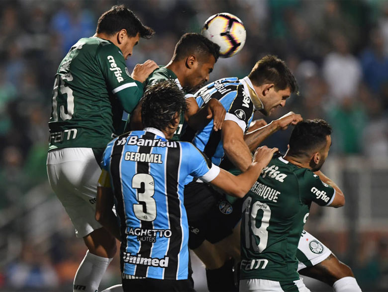 Palmeiras 1x2 Grêmio
