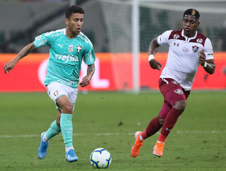 Palmeiras 3x0 Fluminense