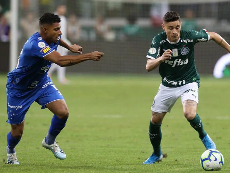 Palmeiras 1x0 Cruzeiro