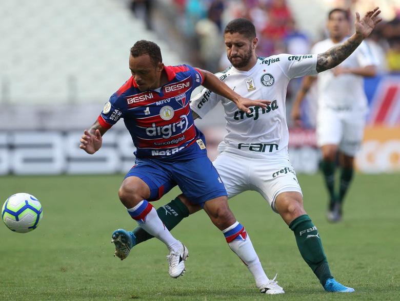 Fortaleza 0x1 Palmeiras