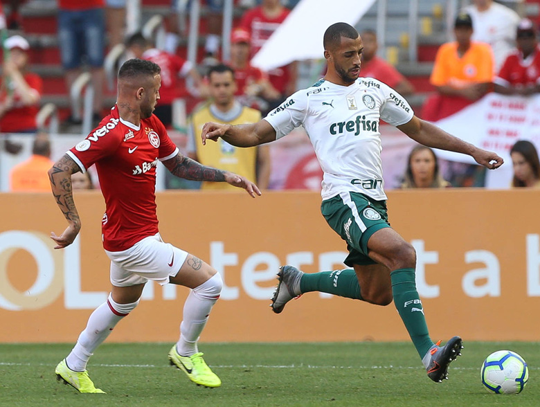 Internacional 1x1 Palmeiras