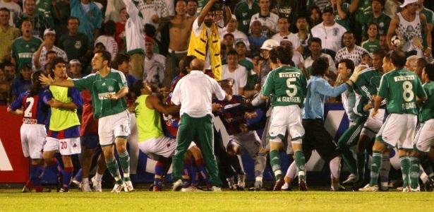 Palmeiras x Cerro Porteño