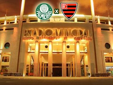 Pré-jogo Palmeiras x Oeste