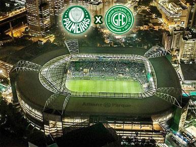 Pré-jogo Palmeiras x Guarani