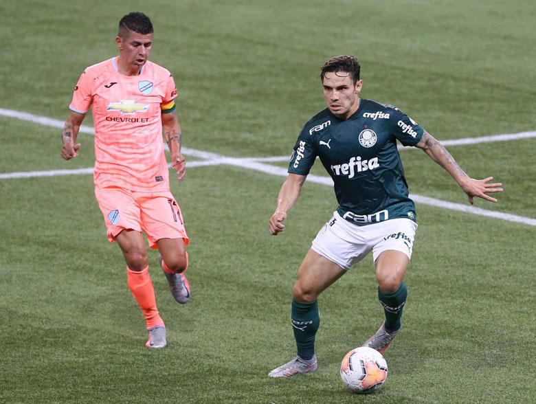 Palmeiras 5x0 Bolívar