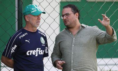 Mano Menezes e Alexandre Mattos
