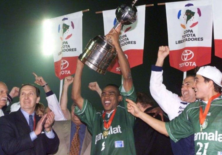 César Sampaio Libertadores
