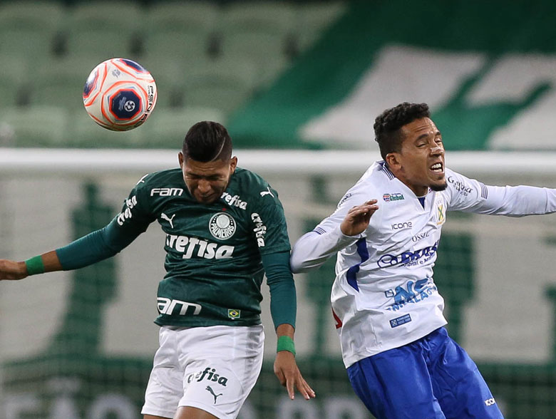 Palmeiras 2x0 Santo André