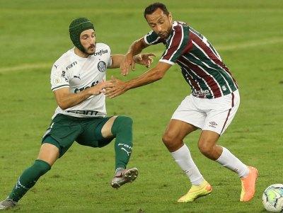 Fluminense 1x1 Palmeiras
