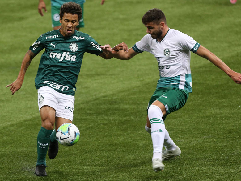 Palmeiras 1x1 Goiás
