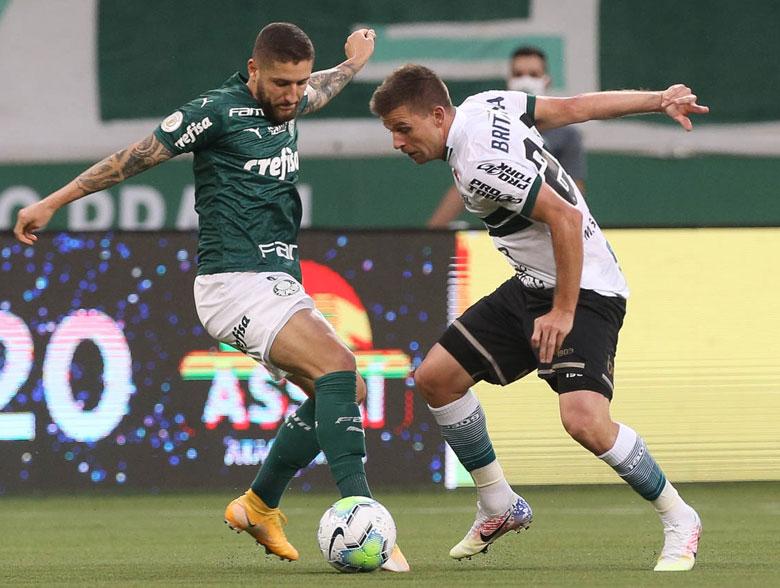 Palmeiras 1x3 Coritiba