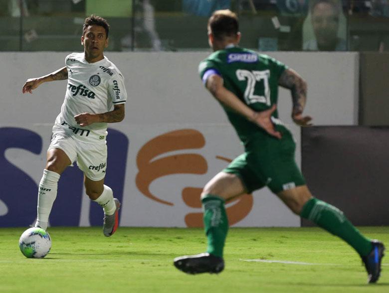 Goiás 1x0 Palmeiras