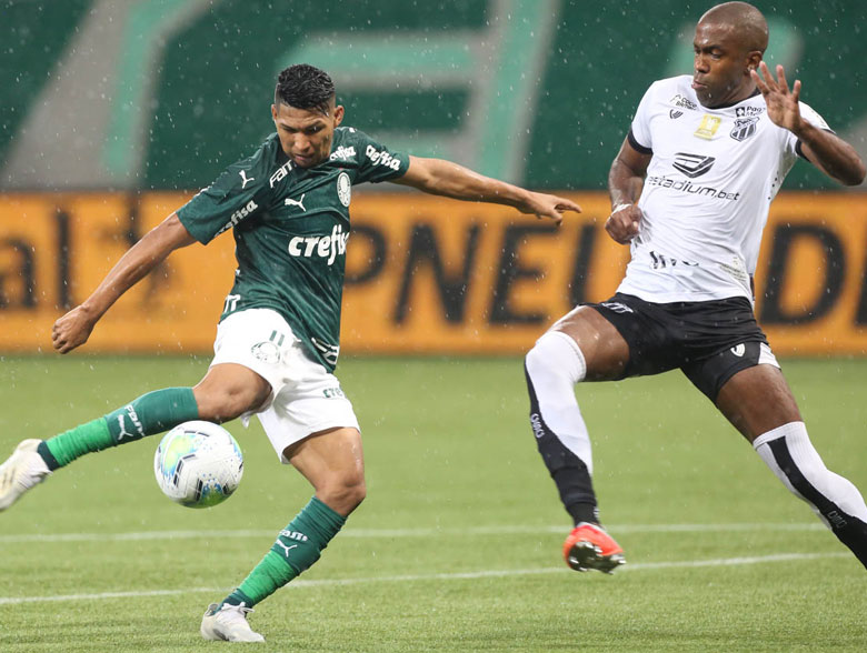 Palmeiras 3x0 Ceará