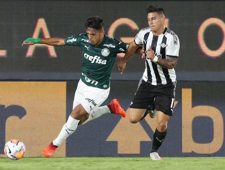 Libertad 1x1 Palmeiras