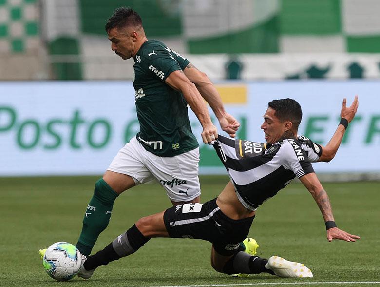 Palmeiras 1x1 Botafogo