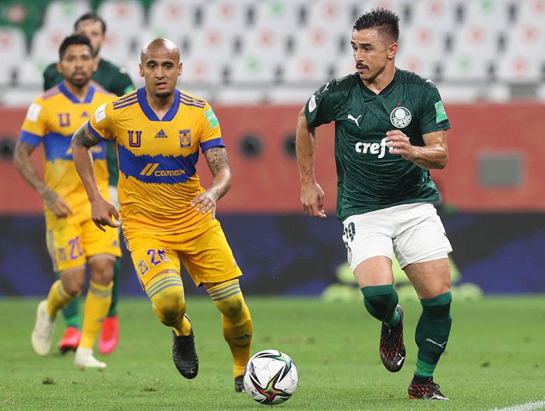 Palmeiras 0x1 Tigres
