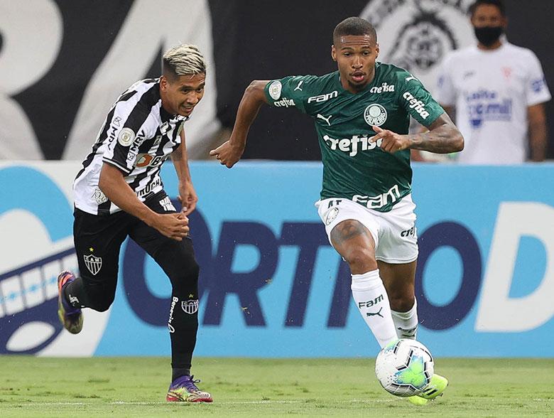 Atlético-MG 2x0 Palmeiras