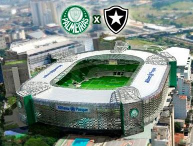 Pré-jogo: Palmeiras x Botafogo