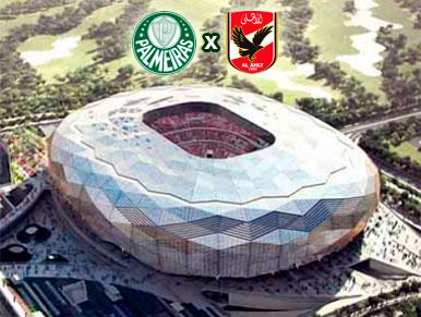 Pré-jogo Palmeiras x Al Ahly