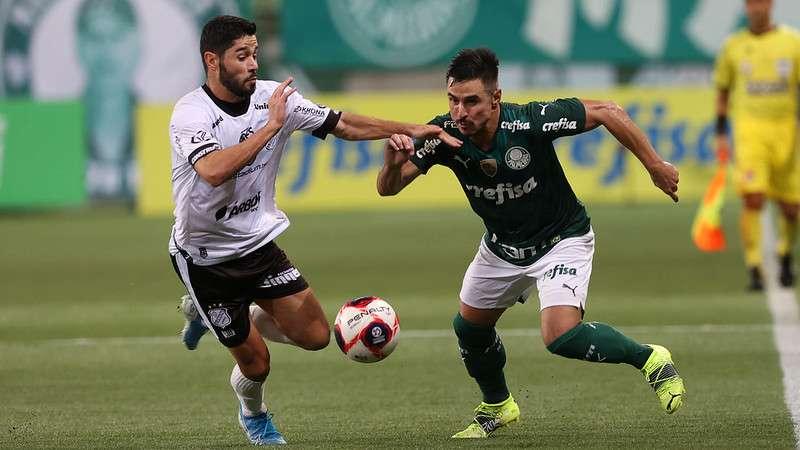 Palmeiras 0x1 Inter de Limeira
