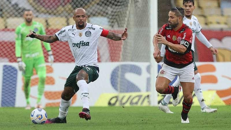Flamengo 1x0 Palmeiras