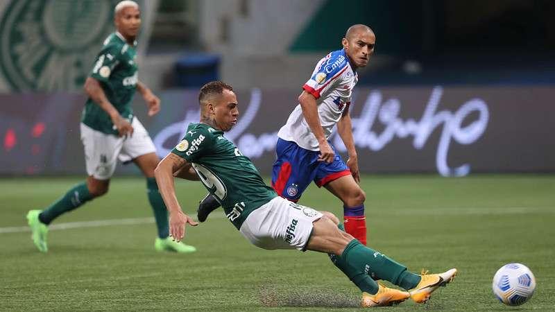 Palmeiras 3x2 Bahia