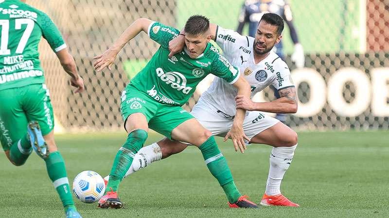 Chapecoense 0x2 Palmeiras