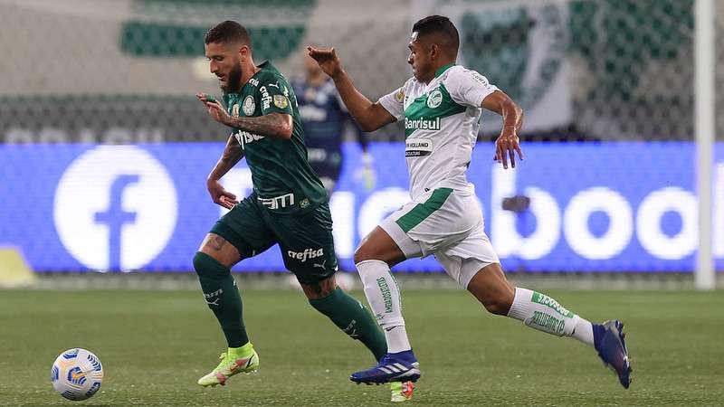 Palmeiras 1x1 Juventude