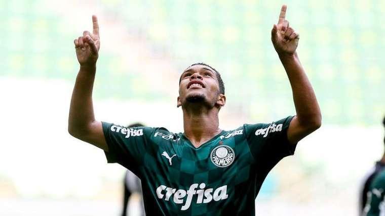 Partida entre Palmeiras e Ceará, válida pela décima nona rodada da primeira fase do Campeonado Brasileiro Sub-20, no Allianz Parque.