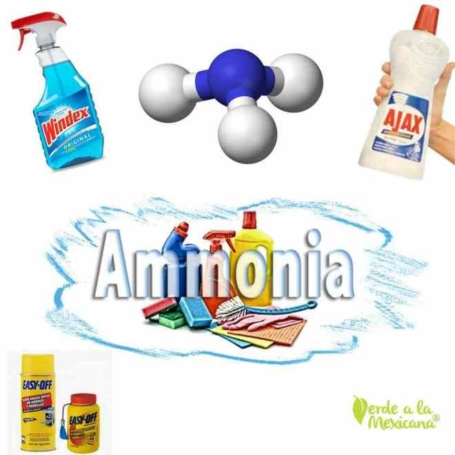 usa o no usar amonia