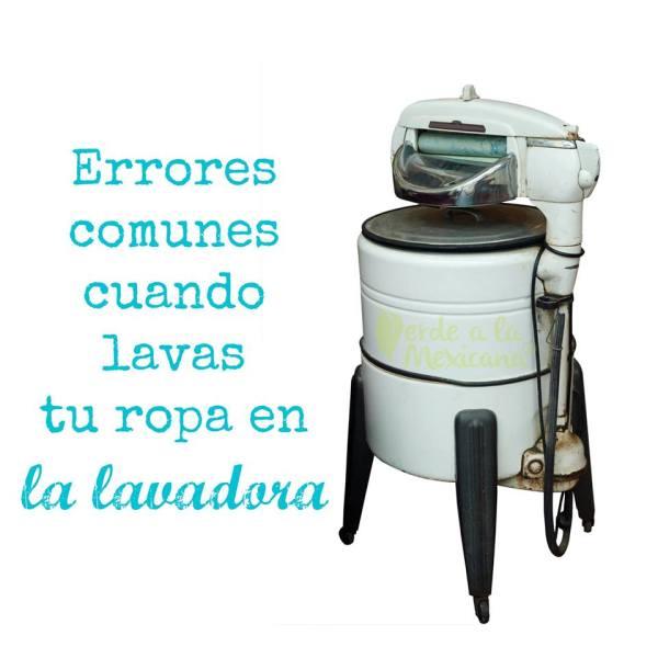 errores-comunes-al-lavar-la-ropa