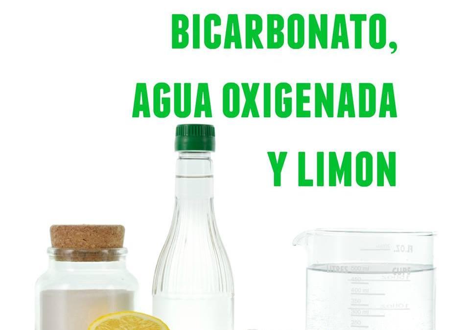Básicos para una limpieza Verde a la Mexicana