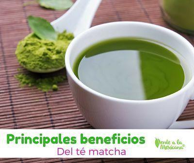 ¿Conoces los principales beneficios del té Matcha?