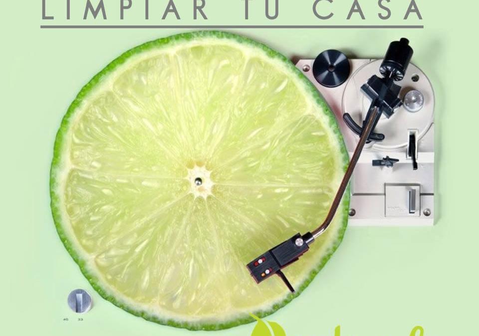 Limón para limpiar tu casa