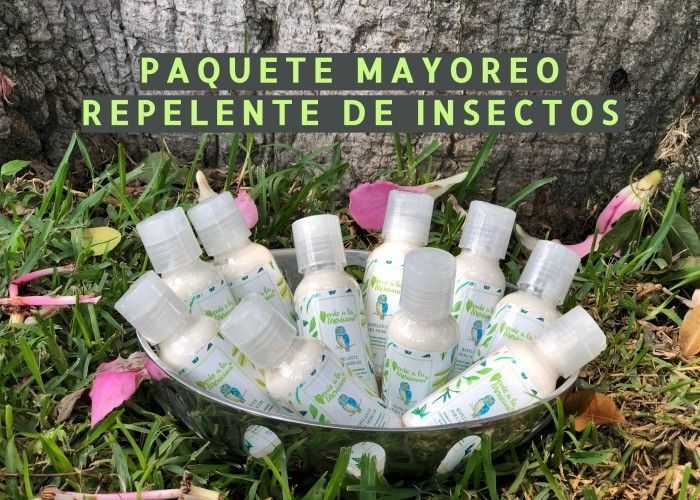 Precio especial repelente de insectos