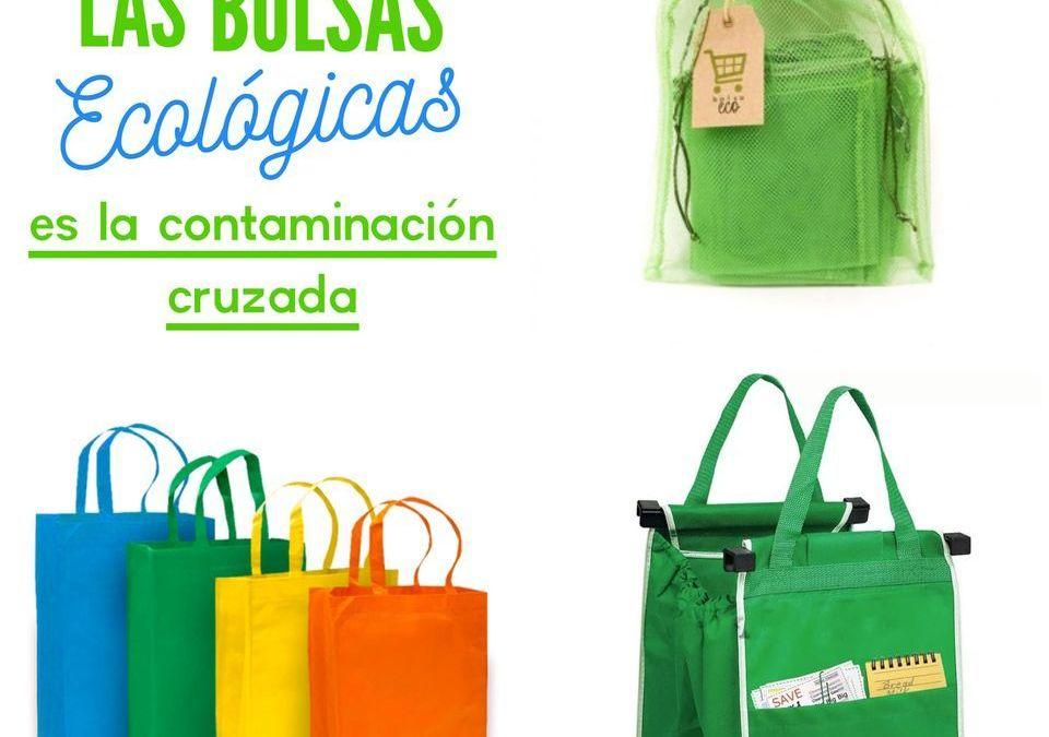 El peligro de las bolsas ecológicas