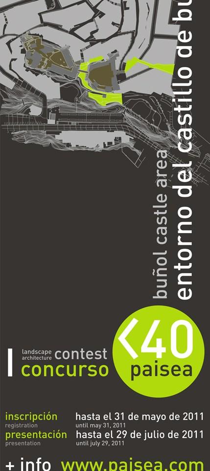 cartel Concurso paisea