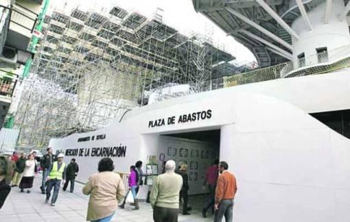 Metropol Parasol: Mercado