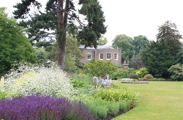 asociaciones UK-USA : Kew Garden