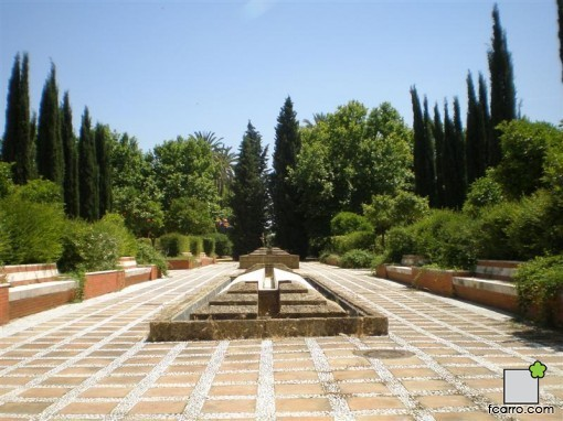 Jardines del Guadalquivir