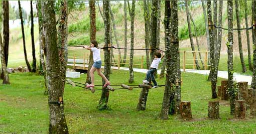 Juegos para Parques Galopín